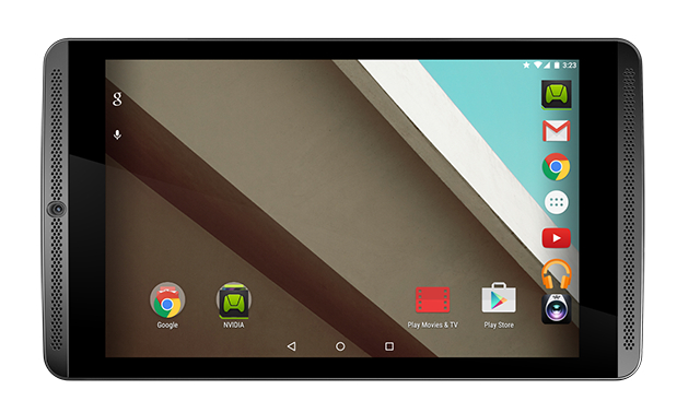 NVIDIA SHIELD Tablet, Ready For Android 5.0 Lollipop ...