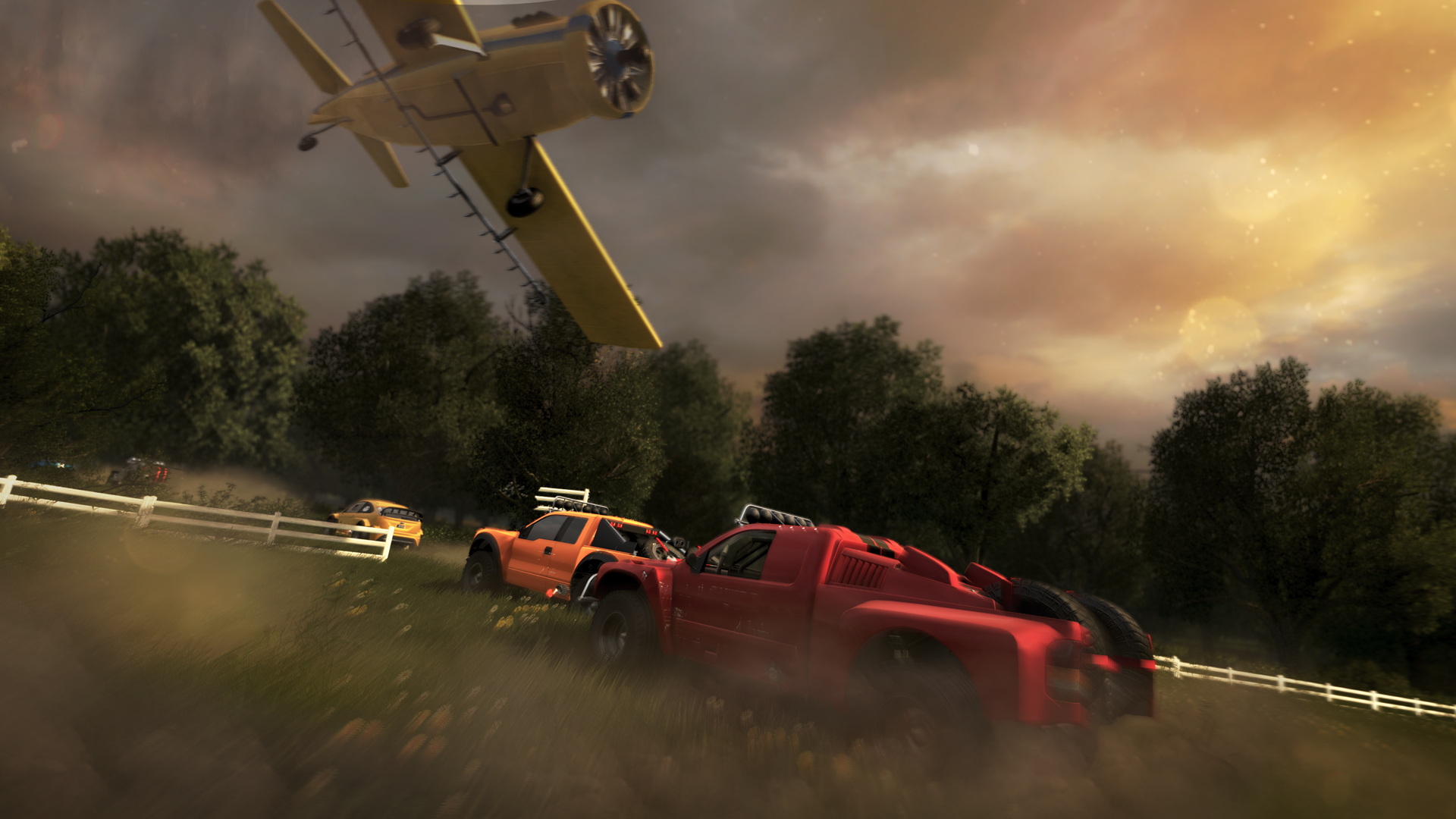 the crew races towards release with nvidia gameworks technology geforce. Black Bedroom Furniture Sets. Home Design Ideas