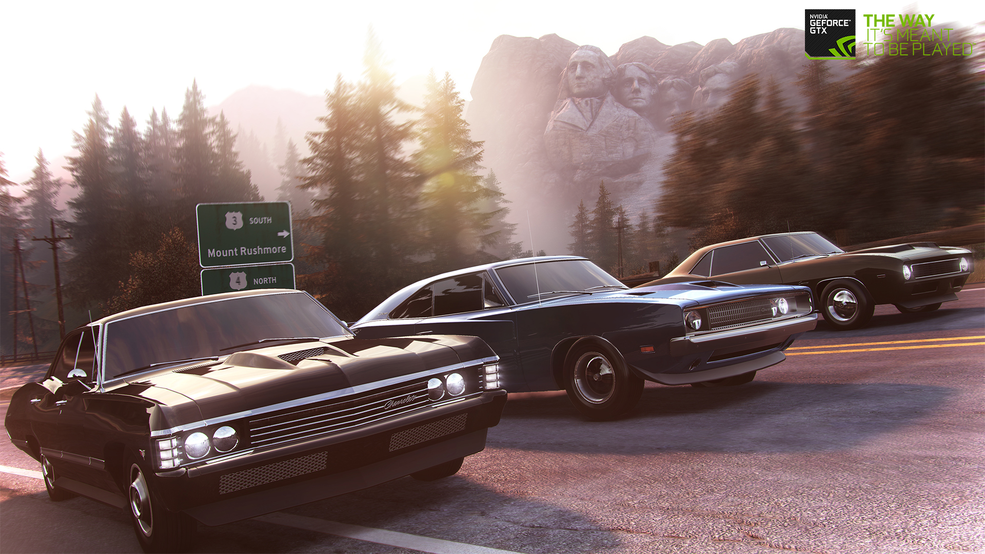 The Crew Races Into Stores With NVIDIA GameWorks