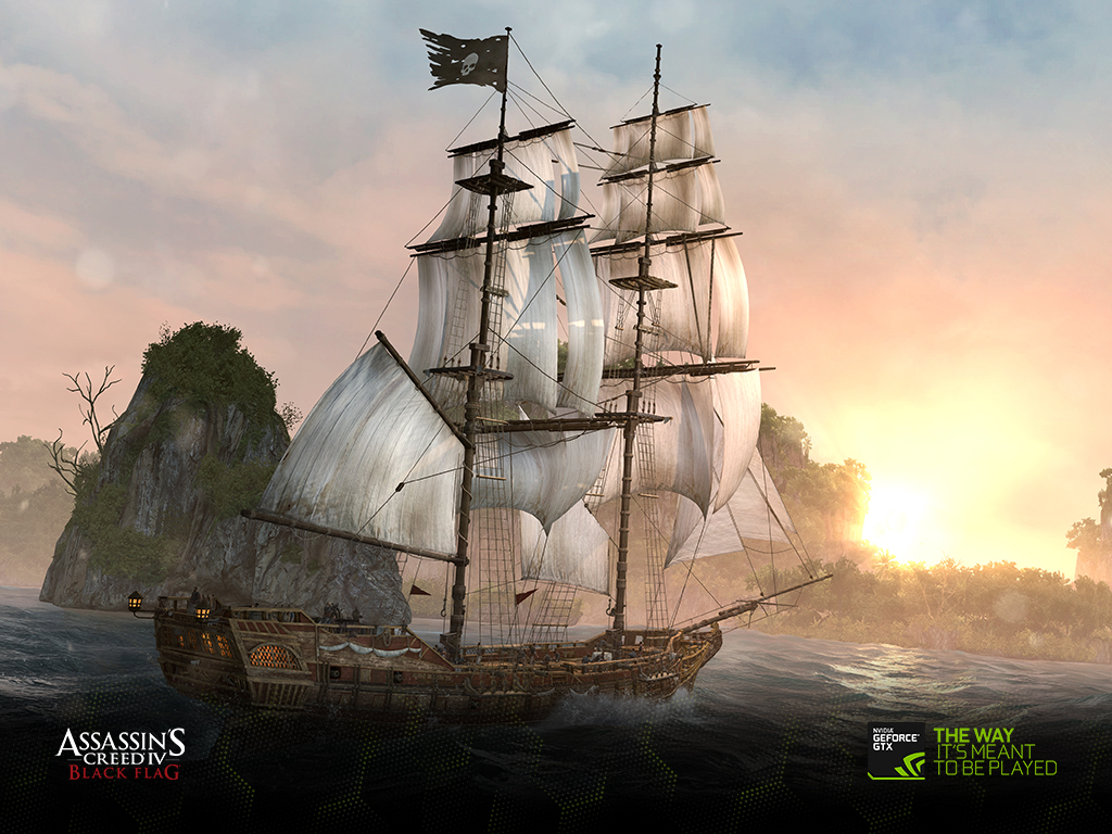 Assassin's Creed IV Black Flag Wallpaper