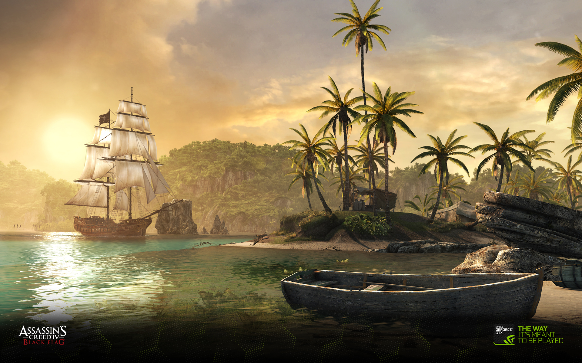 Download the assassins creed iv black flag wallpapers geforce download download download voltagebd Gallery