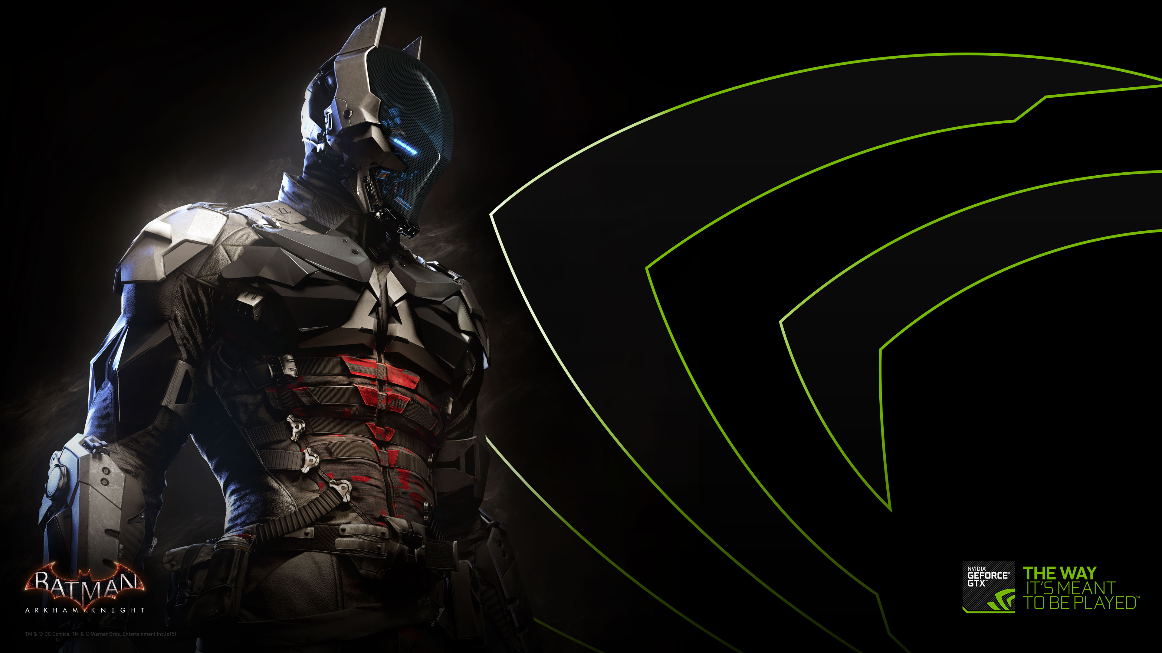 Download these Batman Arkham Knight Wallpapers GeForce