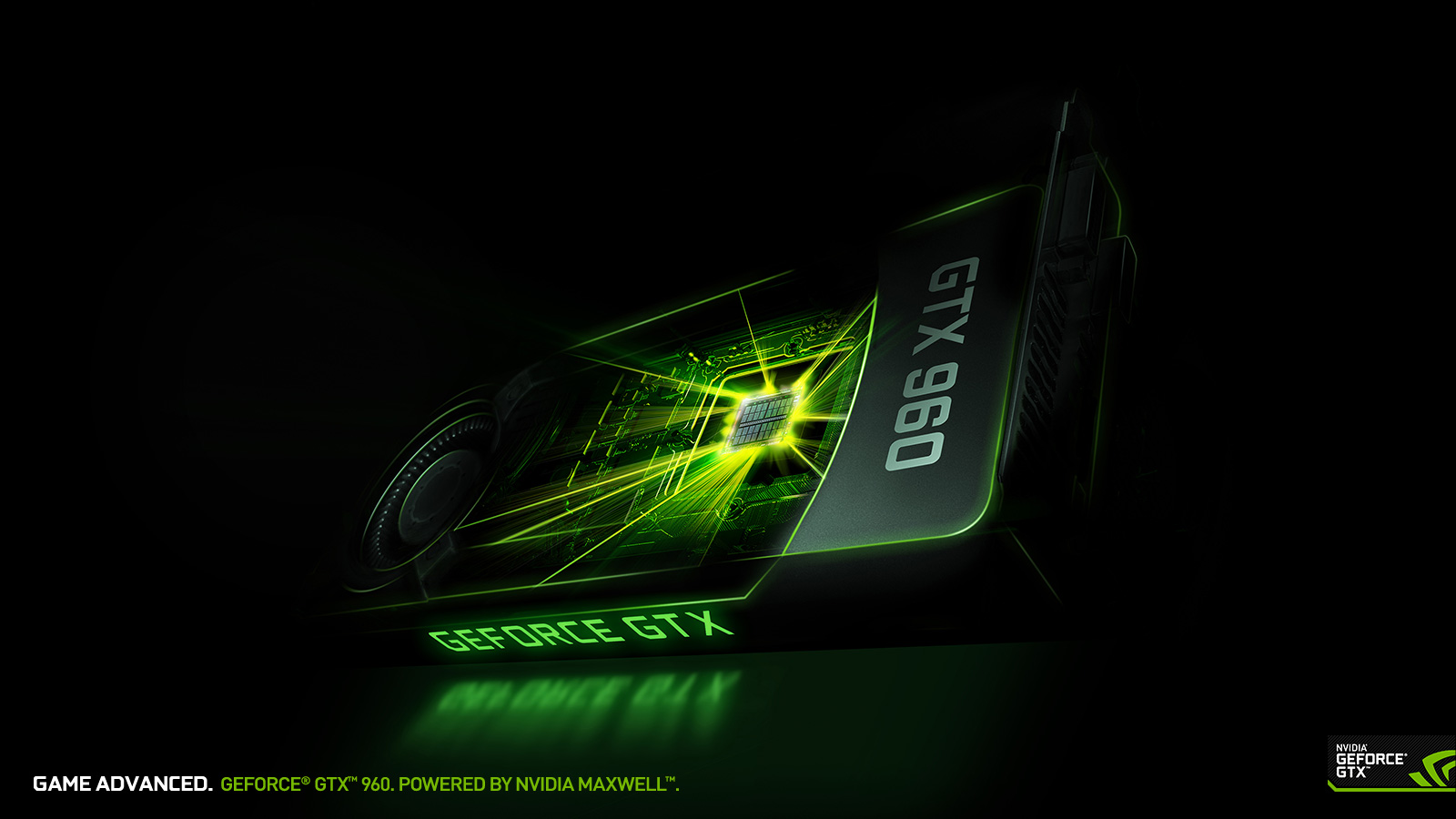 Download The GeForce GTX 960 Wallpapers