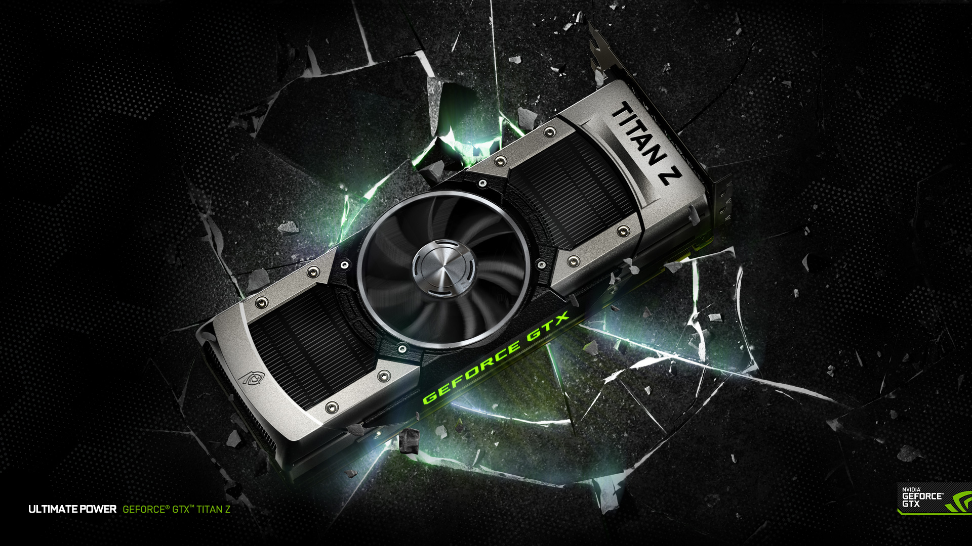 Download GeForce GTX TITAN Z Wallpapers