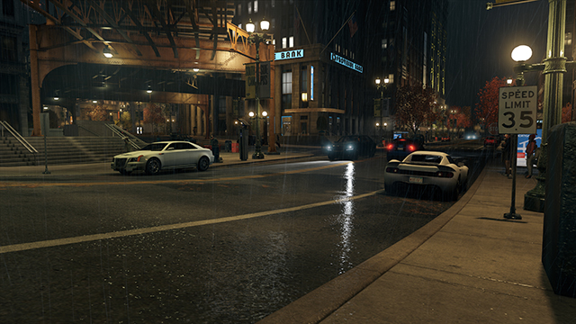Watch Dogs - Reflections Medium - Example #1