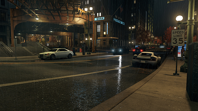 Watch Dogs - Reflections Ultra - Example #1