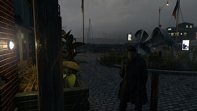 Watch Dogs - Shader Medium - Example #1