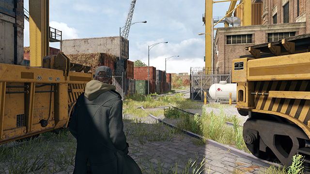 Watch Dogs - High Textures