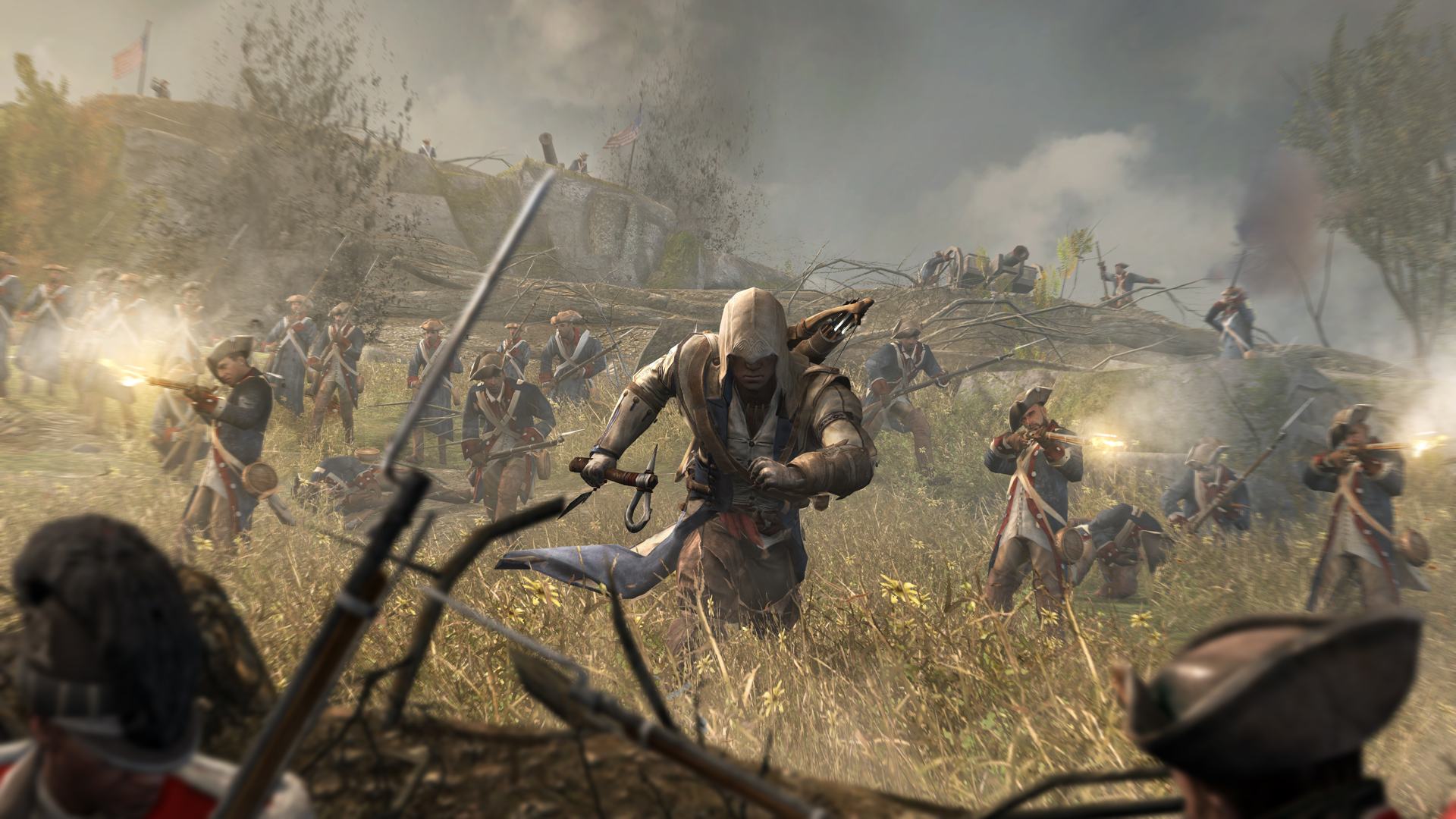 Assassin's Creed III Launches On The PC With Impressive ...