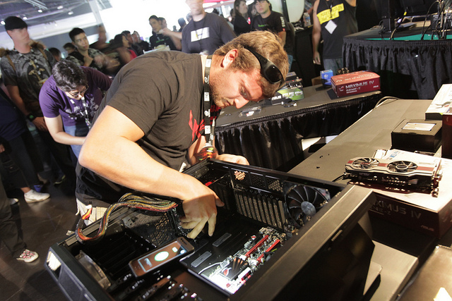 BlizzCon 2011 DIY PC Challenge