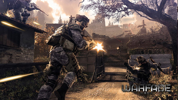 DX11 Crytek Warface