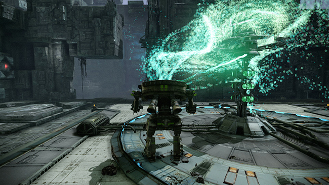 Hawken Physx - Energy Collectors