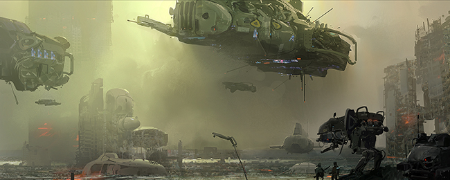 Hawken Physx - Header Art