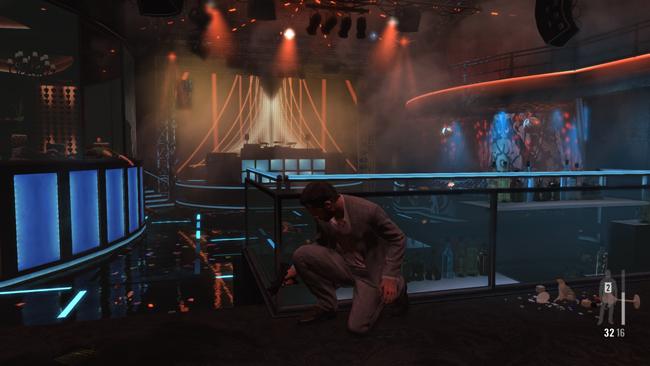 Max Payne 3 PC FXAA