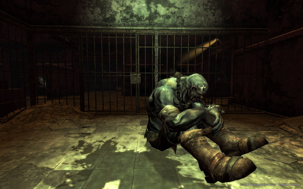 Fallout: New Vegas Old World Blues DLC Release Date & Screens