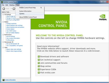 NVIDIA Update | GeForce