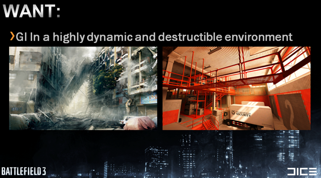 Ultimate Game Engine: Global Illumination with destructible environments
