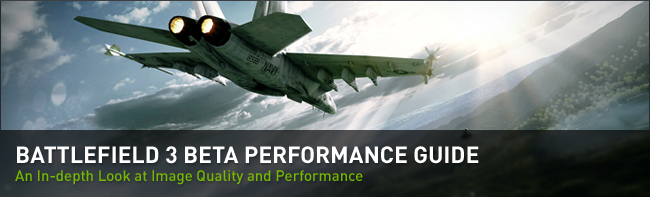 Battlefield 3 Beta Performance Guide
