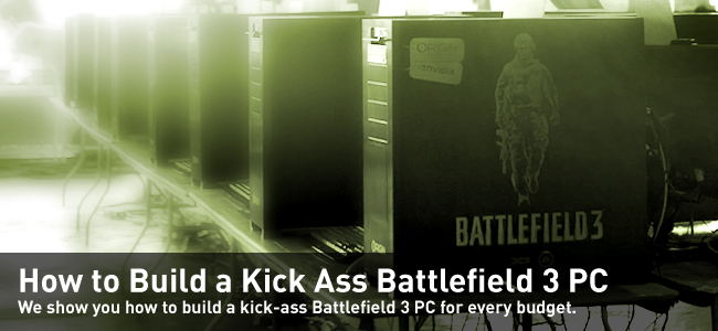 How to Build a Battlefield 3 PC