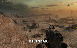 Bilinear Texture Filtering