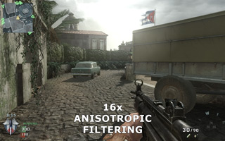 Anisotropic Filtering 16x