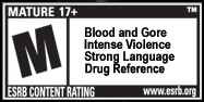 ESRB Rating - Mature 17+