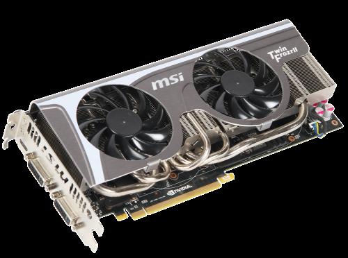 MSI GTX 580