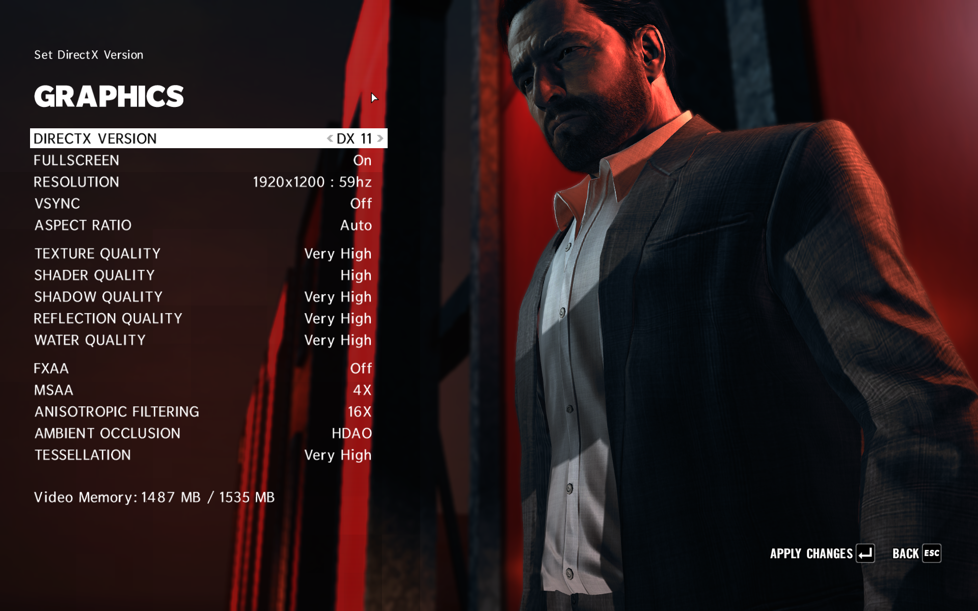 Max Payne 3 Tweak Guide Geforce Dilznoofus39s Tessellation Book Full System Configuration