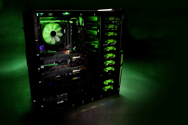Building A Gaming Rig