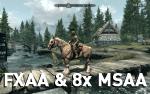 Skyrim-AA-FXAA-On-8xAA-Off