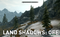 Skyrim-DrawLandShadows-Off