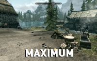 Skyrim-ItemFade-Maximum