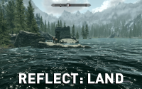 Skyrim-Reflect-Land