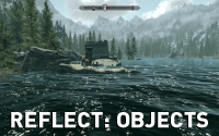 Skyrim-Reflect-Objects