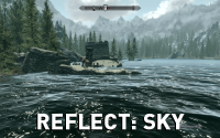 Skyrim-Reflect-Sky