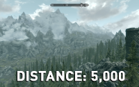 Skyrim-TreeLoadDistance-5000