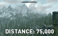 Skyrim-TreeLoadDistance-7500