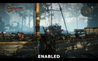 Depth Of Field Gameplay On