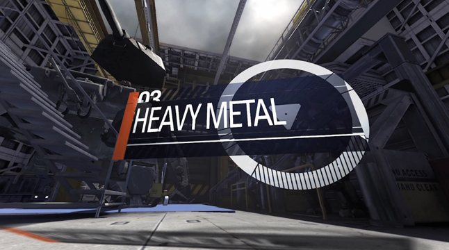 Intel Report: Heavy Metal