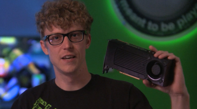 Introducing the GeForce GTX 660 Ti