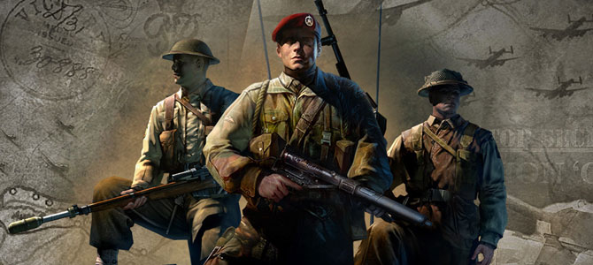Company of Heroes: Opposing Fronts - Overview