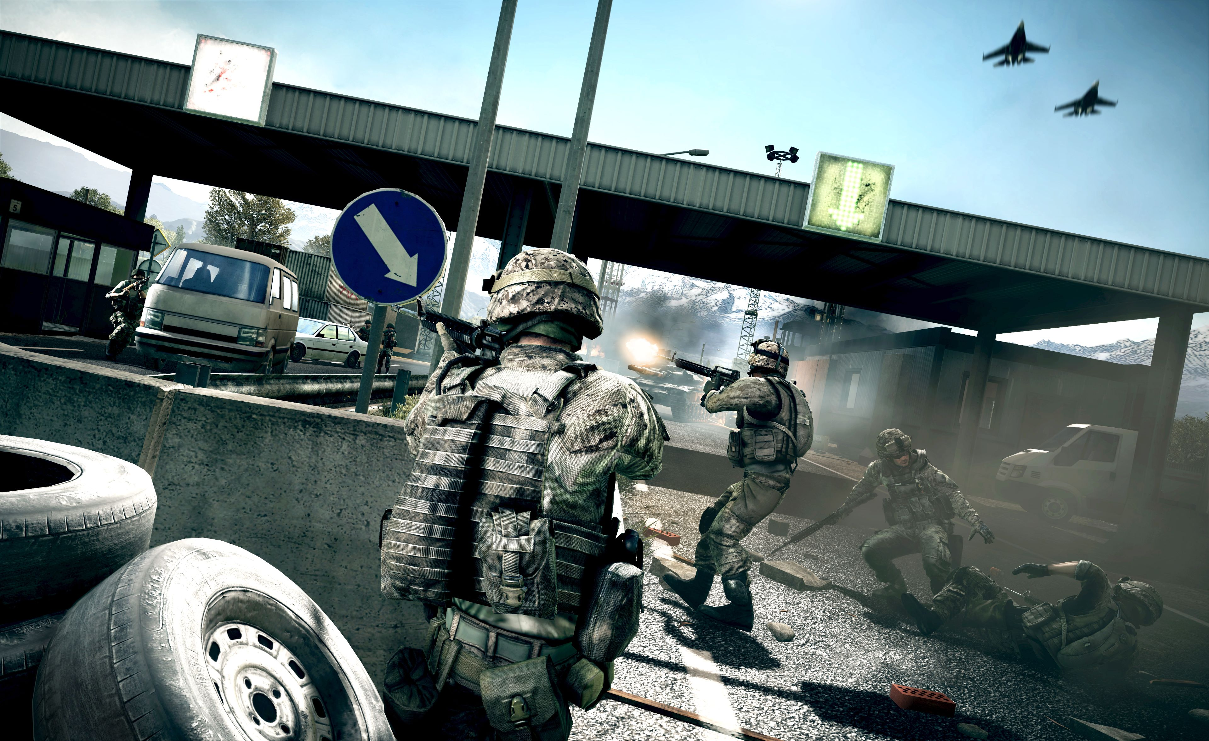 Battlefield 3 Update 5 CRACKED