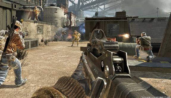 Adam Rosas, lead cinematics animator on Call of Duty: Black Ops, believes 3D