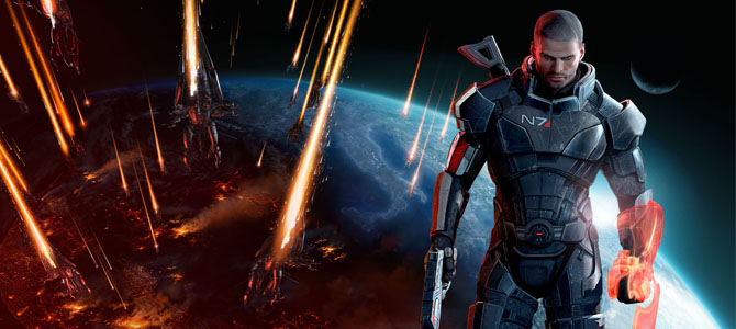 Mass Effect 3 - Overview